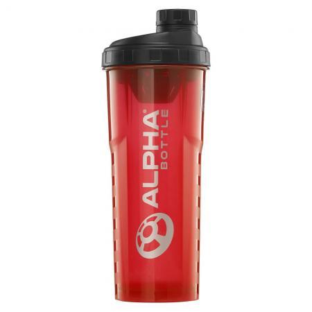Шейкер Alpha Designs Alpha Boottle, 1 л - красный