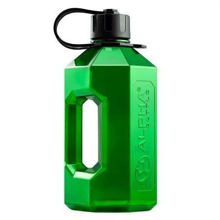 Alpha Designs Alpha Bottle XXL, 2400 мл - зеленая