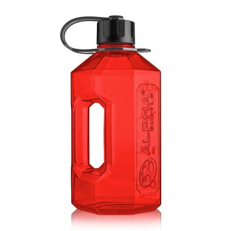 Alpha Designs Alpha Bottle XXL, 2400 мл - красная