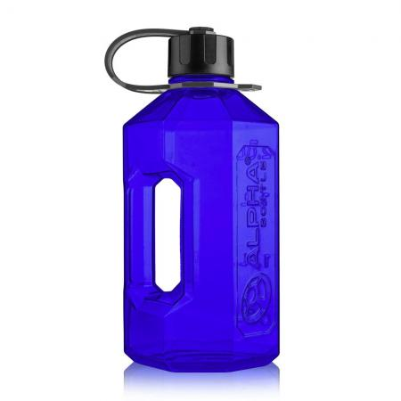 Alpha Designs Alpha Bottle XXL, 2400 мл - синяя