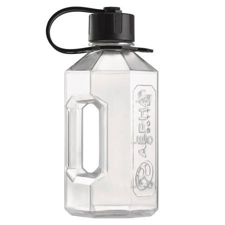 Alpha Designs Alpha Bottle XL, 1600мл - прозрачная