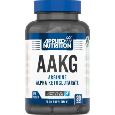 Applied AAKG, 120 капсул