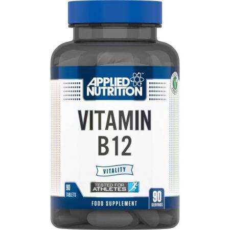 Applied Vitamin B12, 90 таблеток