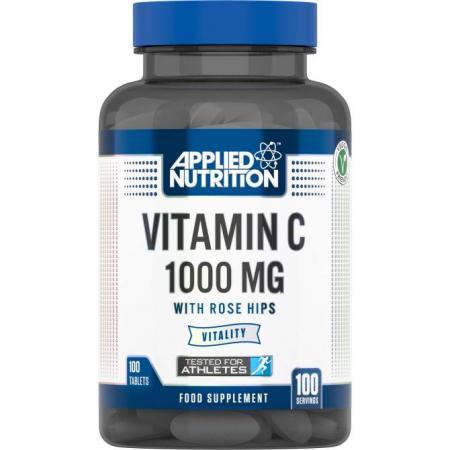 Applied Vitamin C 1000 mg, 100 таблеток