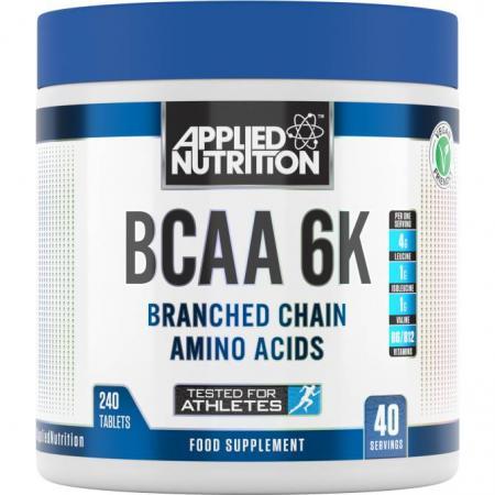 Applied BCAA 6K, 240 таблеток