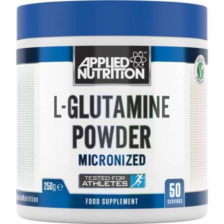 Applied L-Glutamine, 250 грамм