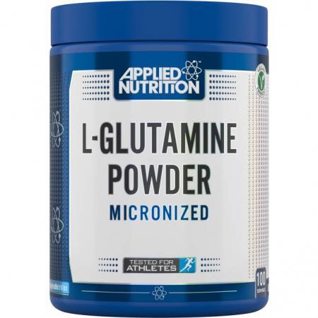 Applied L-Glutamine, 500 грамм