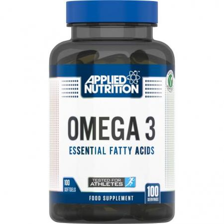 Applied Omega 3, 100 вегакапсул