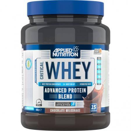Applied Critical Whey, 450 грамм