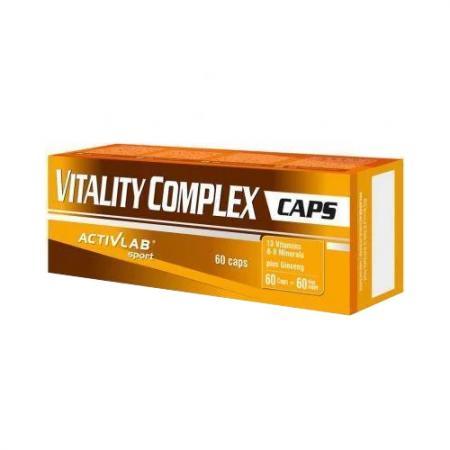 Activlab Vitality Complex, 60 капсул