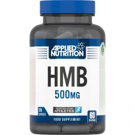 Applied HMB 500 mg, 120 капсул