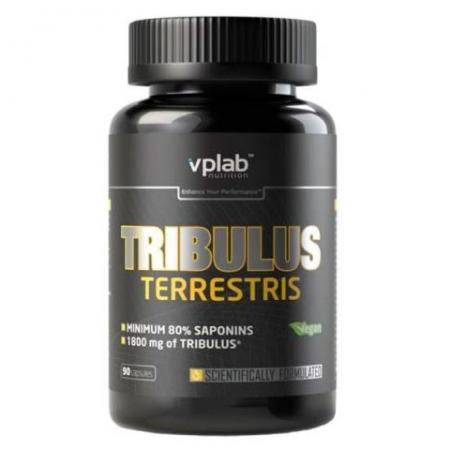 VPLab Tribulus Terrestris, 90 капсул