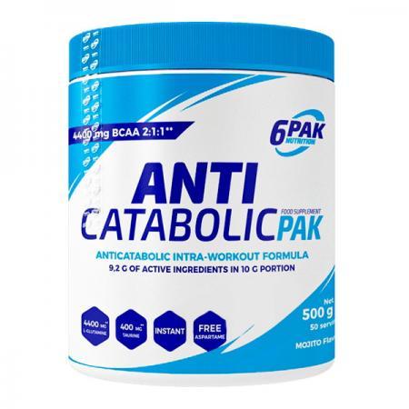 6PAK Nutrition Anticatabolic Pak, 500 грамм