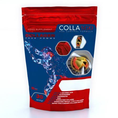 Collango Collagen Pour Homme, 348 грамм