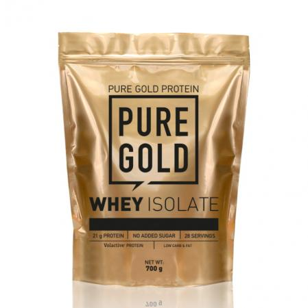 Pure Gold Protein Whey Isolate, 700 грамм