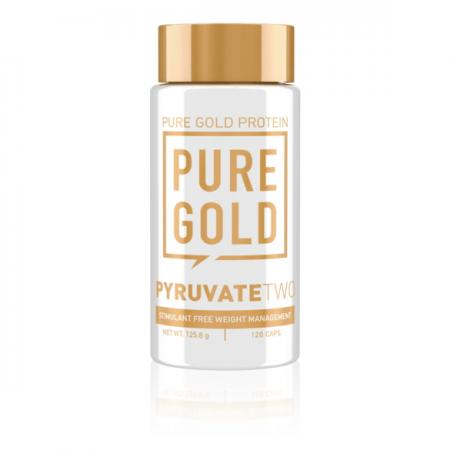 Pure Gold Protein Pyruvate Two, 120 капсул