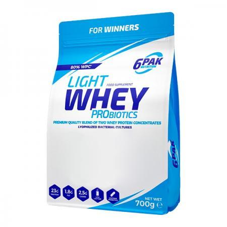 6PAK Nutrition Light Whey Probiotic, 700 грамм