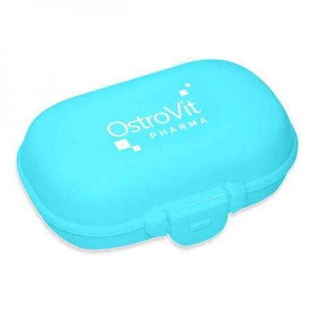 Таблетница OstroVit Pharma, голубая