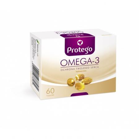 Salvum Protego Omega-3, 60 капсул