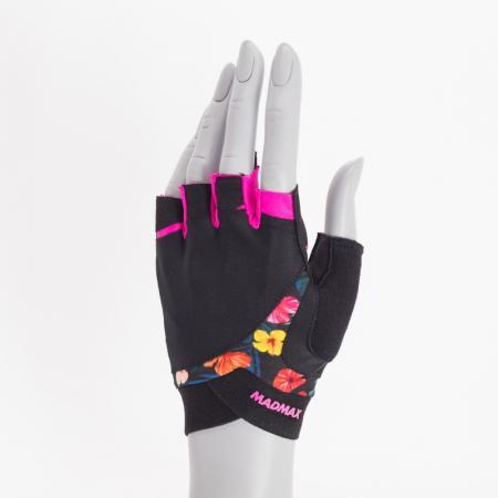 Перчатки женские MAD MAX, Flower Power - MFG 770
