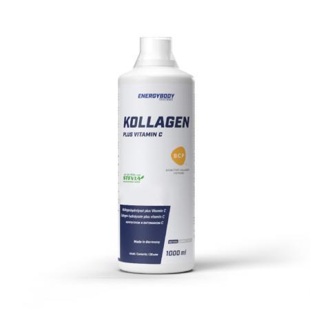Energybody Kollagen plus Vitamin C, 1 литр