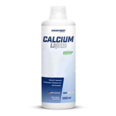 Energybody Liquid Calcium, 1 литр
