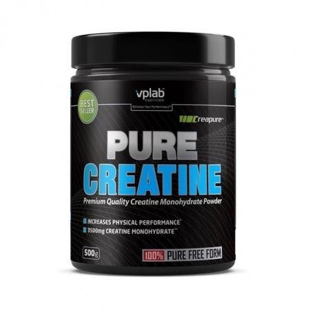 VPLab Pure Creatine, 500 грамм