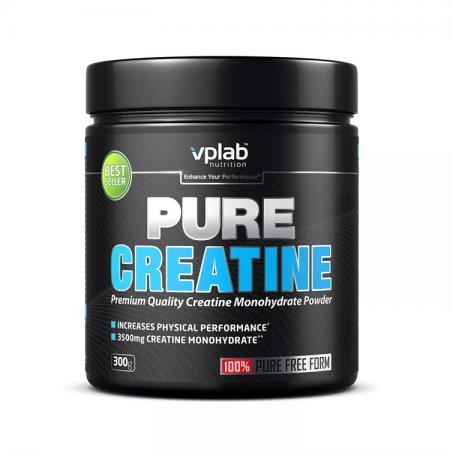 VPLab Pure Creatine, 300 грамм