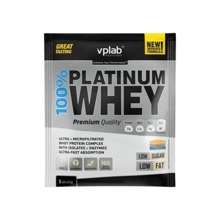 VPLab 100% Platinum Whey, 30 грамм