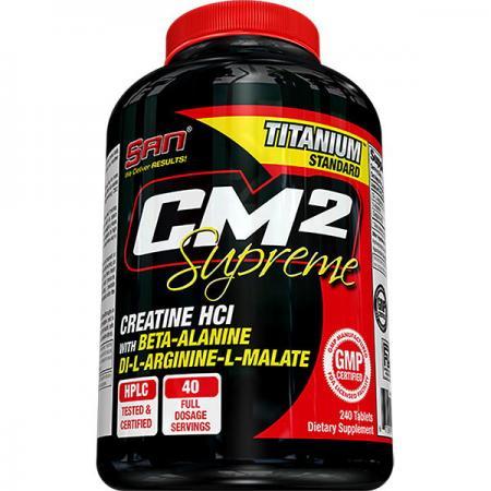 SAN CM2 Supreme, 240 таблеток