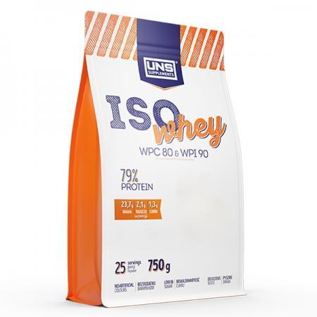 UNS Iso Whey, 750 грамм