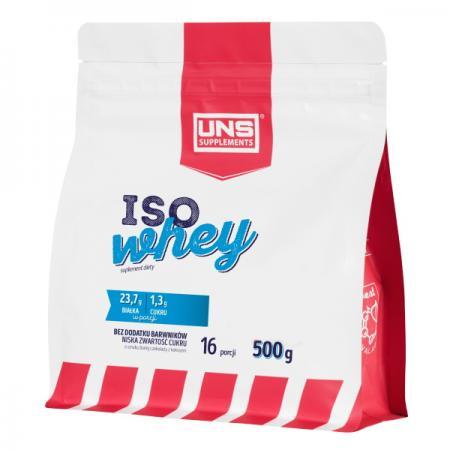 UNS Iso Whey, 500 грамм