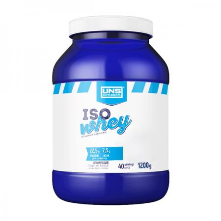 UNS Iso Whey, 1.2 кг