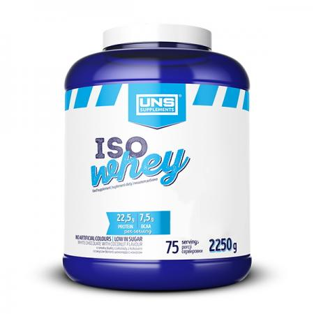 UNS Iso Whey, 2.25 кг