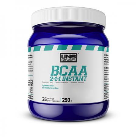 UNS BCAA 2-1-1 Instant, 250 грамм