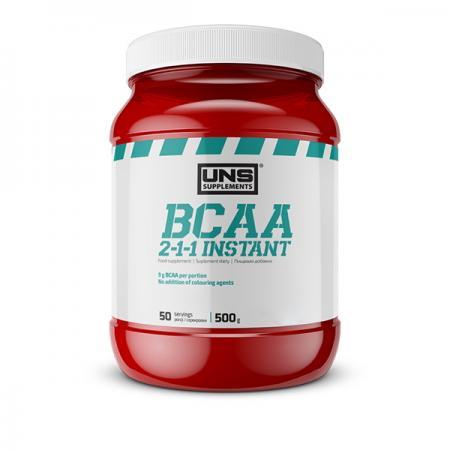UNS BCAA 2-1-1 Instant, 500 грамм