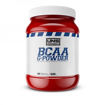 UNS BCAA G-Powder, 600 грамм