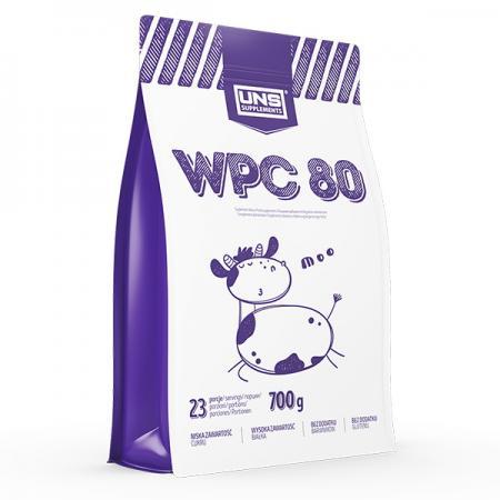 UNS WPC 80, 700 грамм