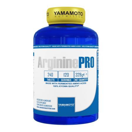 Yamamoto Arginine Pro, 240 таблетки