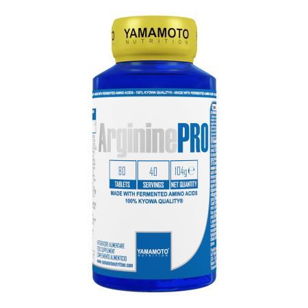Yamamoto Arginine Pro, 80 таблетки