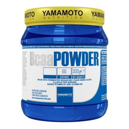 Yamamoto BCAA Powder, 300 грамм