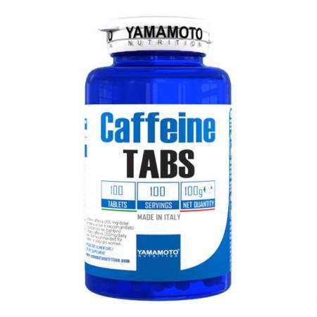 Yamamoto Caffeine, 100 таблеток