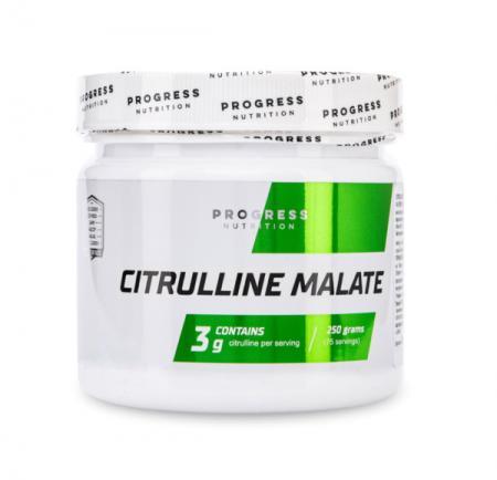 Progress Nutrition Citrulline Malate, 250 грам