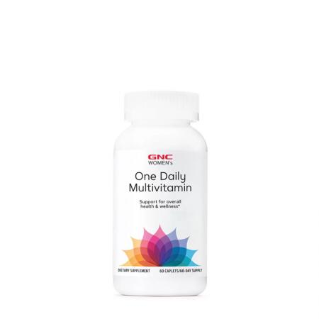 GNC Women's One Daily Multivitamin, 60 каплет