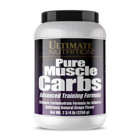 Ultimate Pure Muscle Carb, 1.25 кг