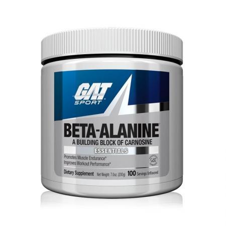 GAT Beta Alanine, 200 грамм