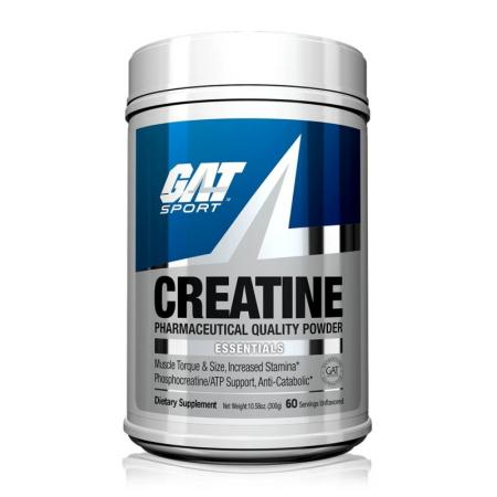 GAT Creatine Monohydrate, 300 грамм