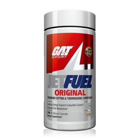 GAT JetFuel Original, 144 капсул