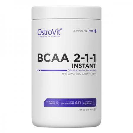 OstroVit BCAA Instant, 400 грам