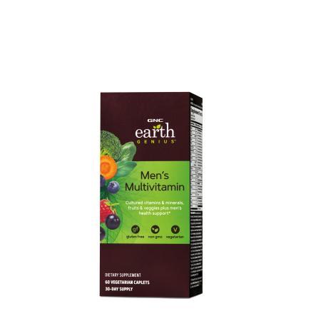 GNC Earth Genius Men's Multivitamin, 60 вегакапсул